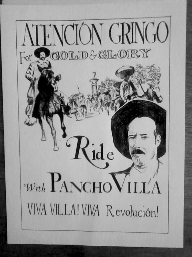 Pancho Villa by blabla2010